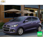 Đánh giá xe ôtô Chevrolet Spark 2016
