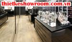 [Showroom đẹp] Thiết kế nội thất showroom mỹ phẩm đẹp