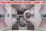 [Showroom Đẹp] - Showroom trang sức ở Milan