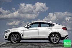Xe BMW X6 nhanh mất giá tại Việt Nam?
