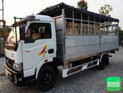 Xe tải Veam VT201 2Tấn, lựa chọn lý tưởng để lưu thông trong thành phố vào ban ngày