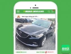 Giá xe Mazda 6 AT 2.5L