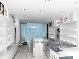 Gợi ý 6 màu sắc chuẩn được sử dụng để thiết kế showroom