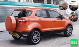 Hướng dẫn xách định giá xe Ford Ecosport cũ