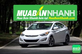Môi giới ô tô Huyndai Elantra