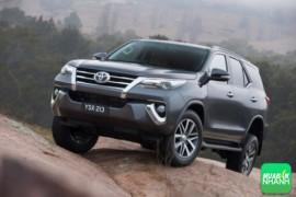 Môi giới ô tô Toyota Fortuner