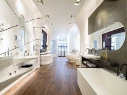 [Showroom đẹp] Thiết kế showroom trưng bày vật liệu xây dựng