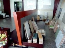 [Showroom đẹp] Thiết kế showroom vật liệu xây dựng