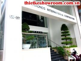 [Showroom Đẹp] - DIC Showroom tại Tp. Hồ Chí Minh đã sẵn sàng cho khách tham quan