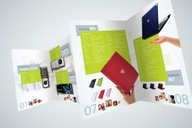 Thiết kế quảng cáo catalogue và điều cần biết
