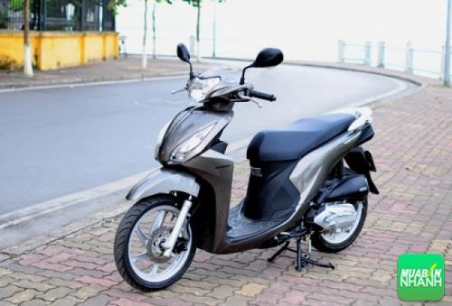 Honda Vision mới từ thiết kế tới công nghệ