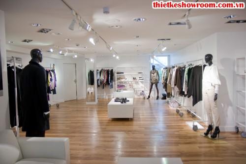 showroom thời trang