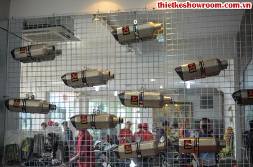 showroom công nghệ