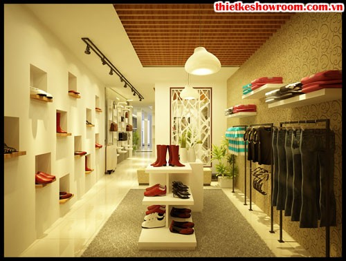 showroom đẹp