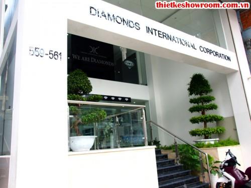 DIC Showroom tại Tp. Hồ Chí Minh